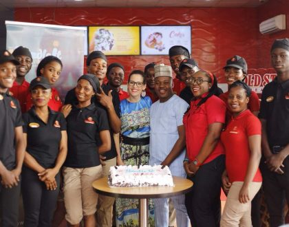 Hangout with Coldstone Creamery Nigeria was lit!