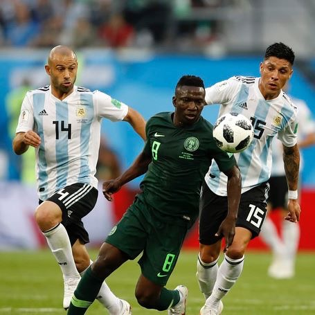 Super Eagles bow out of 2018 World Cup
