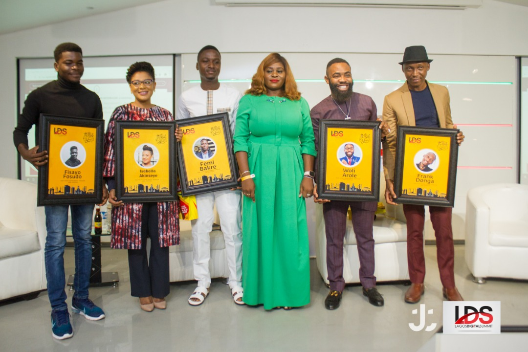 MUSTARDELS MEDIA AND EXPOZE NIGERIA HOST A SUCCESSFUL 2018 EDITION OF LAGOS DIGITAL SUMMIT