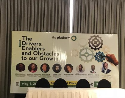 """I believe this will be the best Platform we have ever held so far"" says Poju Oyemade, set to convene another edition of The Platform."