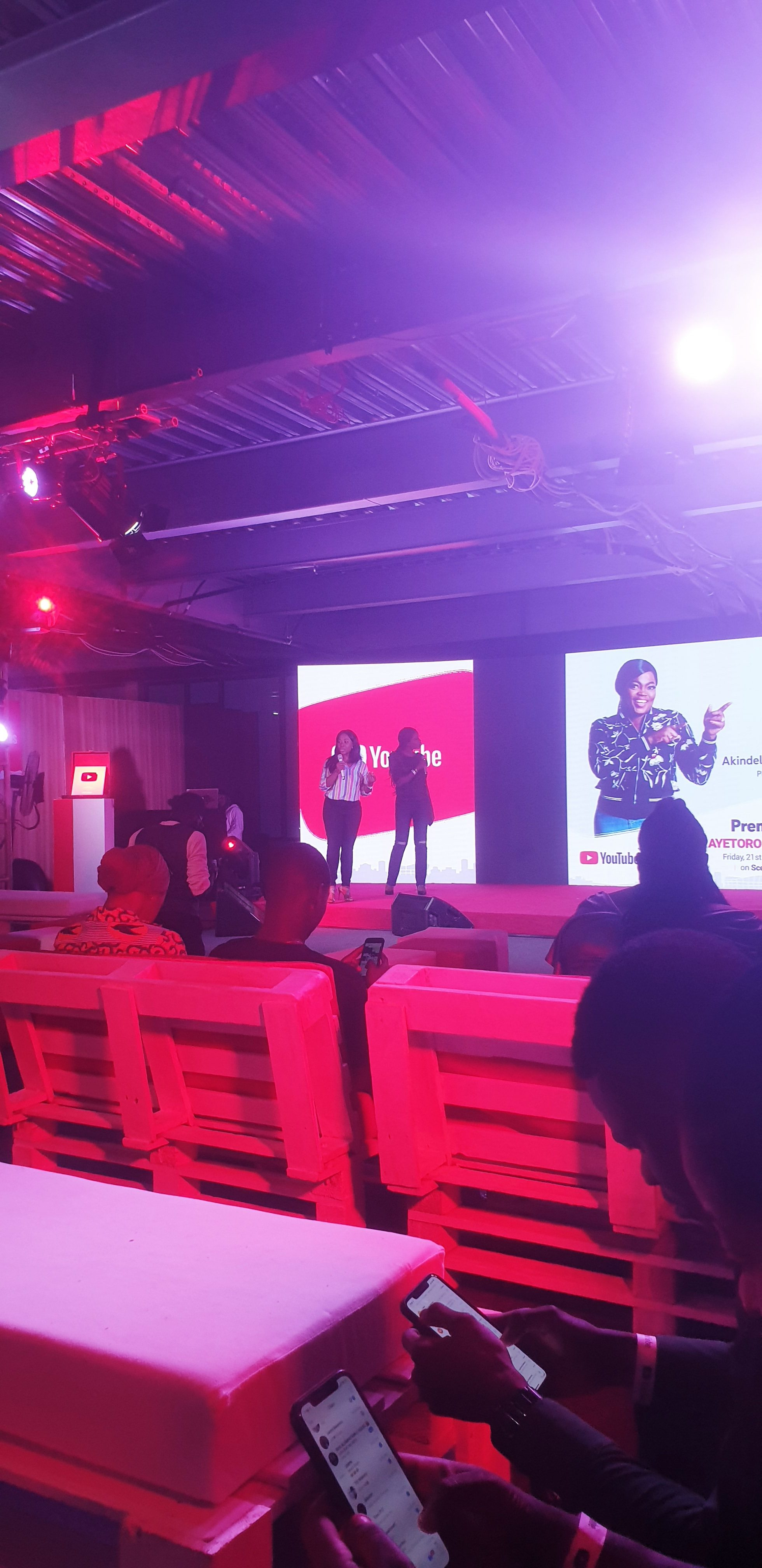 YouTube week kicks off in Lagos