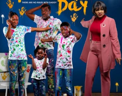 Mercy Aigbe, Wale Ojo, Simi Adejumo, Cee Cee (Big Brother Naija), Broda Shaggy, Frank Donga, SLK Features In New Revelation Pictures Movie ''Another Father's Day