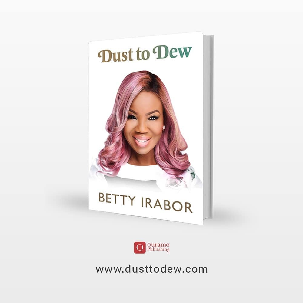 Betty Irabor set to release new book
