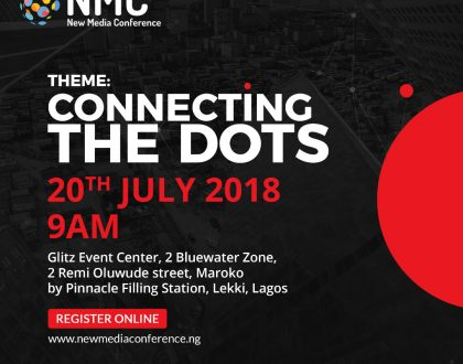 Register for New Media Conference 2018 for FREE!