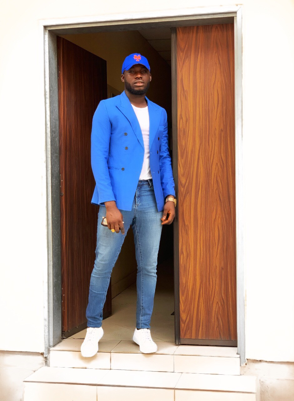 I had a very mixed background... - Oluwaseun Olopade, our April Mustardels Media Focus